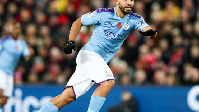 Sergio Aguero - Man. City