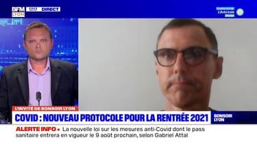 Covid-19: nouveau protocole pour les 12-17 ans pour la rentrée 2021