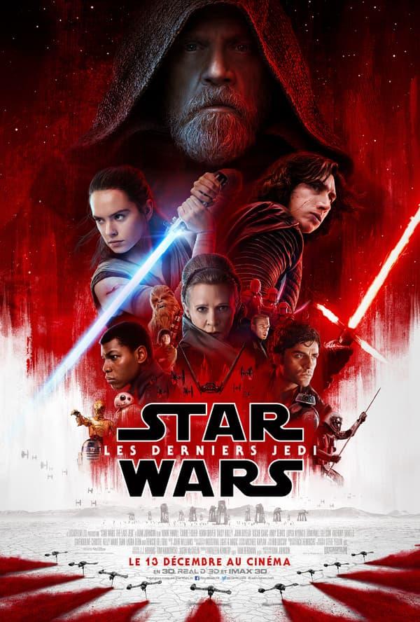 nouvelle affiche star wars 8