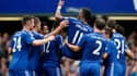 Didier Drogba porté en triomphe pour sa dernière