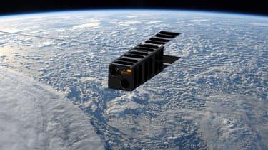 Lancé dans l'espace depuis l'Inde, le 12 janvier 2018, PicSat doit fonctionner durant une année en orbite.
