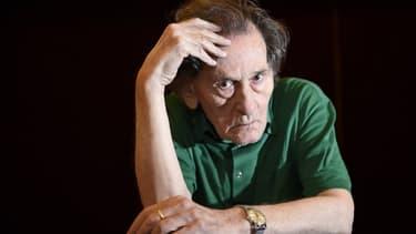 L'acteur Serge Merlin, ici en 2015