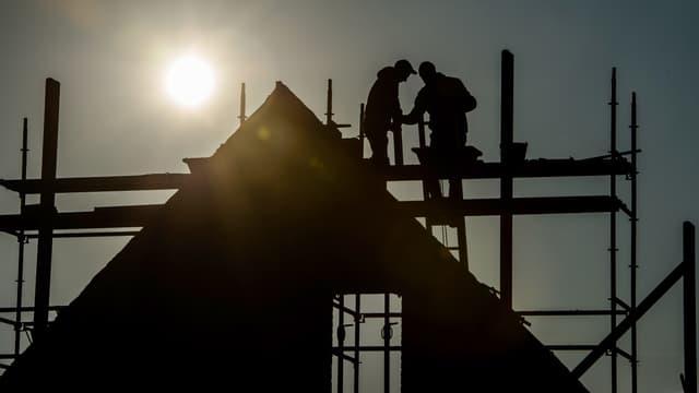 Reprise plus forte que prévu pour le secteur du bâtiment.