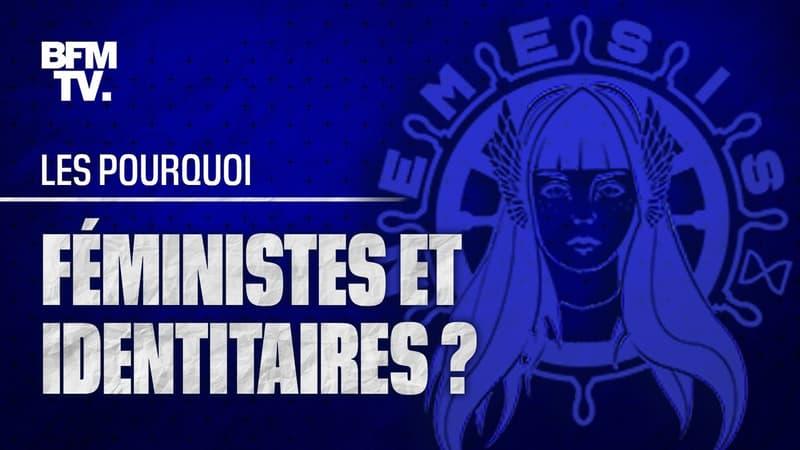 """Féministes identitaires : elles veulent """"protéger les femmes de la menace d'hommes extra-européens"""""""