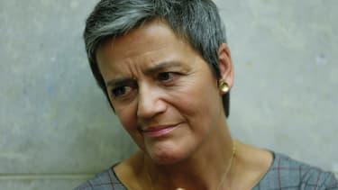 La Commissaire européenne à la Concurrence, Margrethe Vestager.