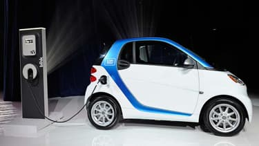 Pour l'amélioration de la qualité de l'air, Amsterdam mise sur les véhicules électriques.