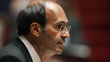 L'actuel ministre du Travail Eric Woerth a contesté vendredi les informations publiées par Libération, selon qui il est intervenu, en tant que ministre du Budget, dans le dossier fiscal d'un casinotier à la demande d'un de ses proches. /Photo prise le 7 s