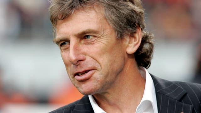 Christian Gourcuff, l'entraîneur lorientais