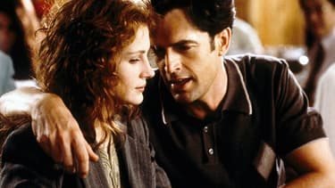 "Julia Robert et Rupert Everett dans ""Le mariage de mon meilleur ami""."