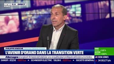 Philippe Knoche (Orano) : L'avenir d'Orano dans la transition verte - 18/05