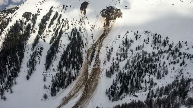 Une avalanche avait déjà eu lieu le 16 mars dans le Canton du Valais.