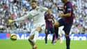 Duel Sergio Ramos-Luis Suarez