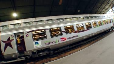 Certaines lignes Intercités seront concernées
