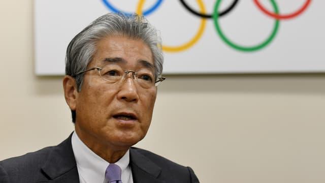 Tsunekazu Takeda, président du comité olympique japonais, mis en examen