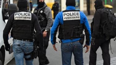 La police judiciaire, chargée des investigations, a sécurisé les lieux