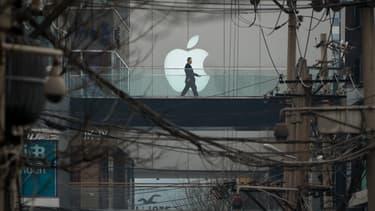 Les excuses du groupe Apple auprès des autorités chinoises ont fait baisser Wall Street. Le titre du géant de l'informatique a reculé lundi de 3,11 % à 428,91 dollars.
