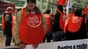 A l'aéroport de Lisbonne. Les salariés portugais ont entamé jeudi une grève générale, la première en un an, pour protester contre la cure d'austérité imposée par le gouvernement en échange d'une aide financière de l'Union européenne et du Fonds monétaire