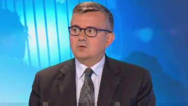 Yves Jégo, député UDI de Sine-et-Marne, sur France 3, le 27  juin.