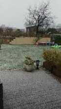 Meuse : neige à Nubécourt - Témoins BFMTV