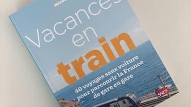 "Guide Michelin ""Vacances en train"""