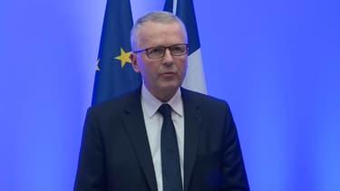 Le procureur de la République à Paris, Rémy Heitz.