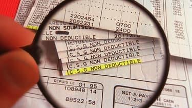 La CSG est actuellement déductible au deux-tiers sur votre fiche de paie