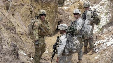 Des soldats américains, image d'illustration.