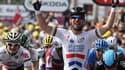 Mark Cavendish vainqueur de la 5e étape du Tour de France