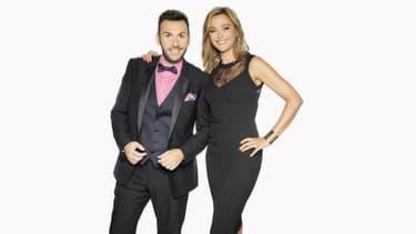 Sandrine Quétier et Laurent Ournac ne co-animeront plus l'émission ensemble