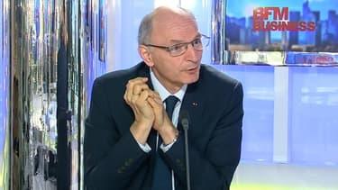 Didier Migaud, le premier président de la Cour des comptes, était l'invité de BFM Business, vendredi 28 juin.
