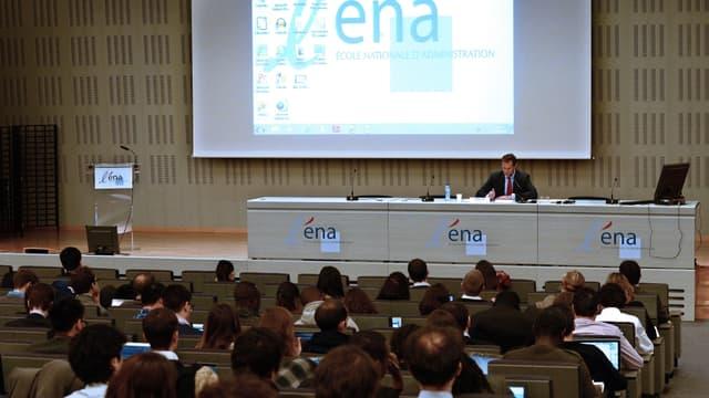 L'ENA a formé plus de 6.500 hauts fonctionnaires français depuis sa création