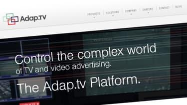 La société Adap.tv est un spécialiste de la vente de publicité pour des vidéos sur internet.