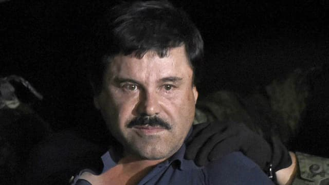 Le narcotrafiquant El Chapo a été interpellé lors d'une opération de la Marine mexicaine le 8 janvier dernier.