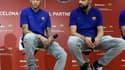 Neymar et Gérard Piqué