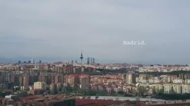 La capitale de l'Espagne s'est recouverte de drapeaux arc-en-ciel depuis vendredi, pour le démarrage de huit jours de festivités, conférences et expositions autour des fiertés gay