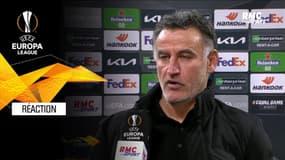 """Ajax-Lille : """"C'est une très grosse frustration"""" concède Galtier"""