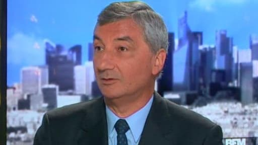 Jacques Gounon était l'invité de BFM Business ce mardi 13 mai.