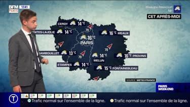Météo Paris-Ile de France du 16 mai: Des averses orageuses