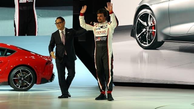 Alonso va-t-il disputer le Dakar 2020.