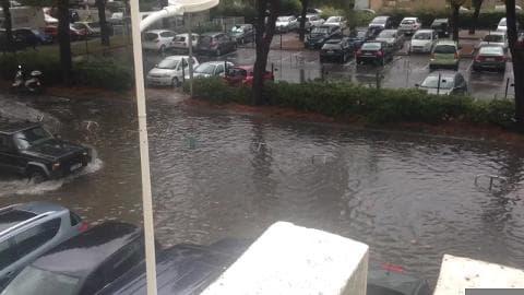 Grosse inondation dans l'Hérault - Témoins BFMTV