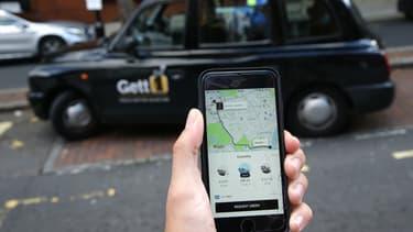 Uber s'efforce de récupérer sa licence dans la capitale britannique.