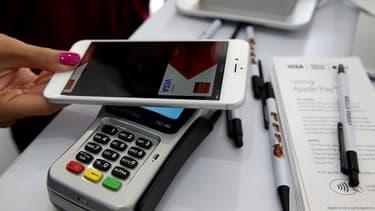 Apple Pay a le soutien de 15 grandes banques chinoises.