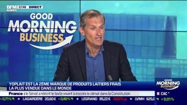 Nicolas de la Giroday (General Mills) : Yoplait, les produits laitiers les plus vendus dans le monde - 11/05