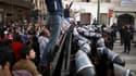 Des milliers d'Égyptiens en colère après la mort mercredi d'au moins 74 personnes dans le stade de football de Port-Saïd ont manifesté jeudi dans le centre du Caire. Ils réclament la tête du ministre de l'Intérieur et du chef du Conseil suprême des forces