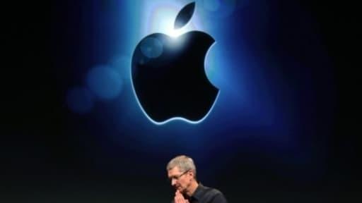 Apple a indiqué au congrès américain avoir négocié un taux d'imposition réduit avec Dublin