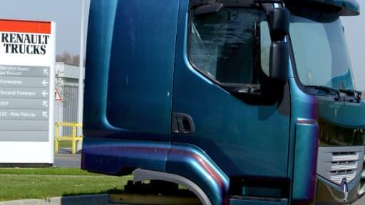 128 emplois devraient être supprimés sur le site de Blainville-sur-Orne de Renault Trucks.