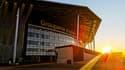 Le Groupama Stadium à Lyon