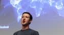 Le fondateur de Facebook Mark Zucckerberg, le 6 juillet 2011.