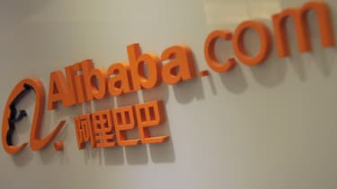 Logo d'Alibaba