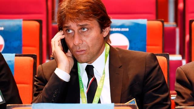 Antonio Conte, le sélectionneur de l'Italie